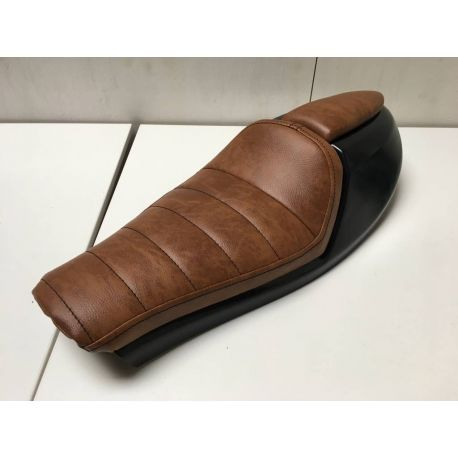 ASIENTO CAFE RACER NEO TUCK ´N ROLL BROWN 3