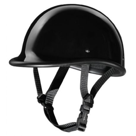CASCO NOVELTY POLO NEGRO
