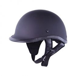 CASCO POLO NEGRO MATE