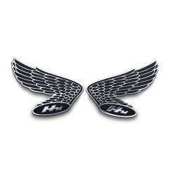 EMBLEMA HONDA WINGS
