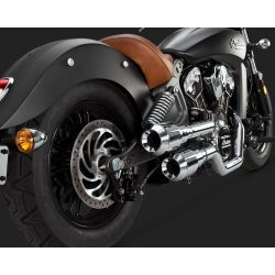 COLAS ESCAPE VANCE & HINES INDIAN SCOUT GRANADE