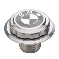 TAPON BMW BOXER LOGO BMW CROMO CON LLAVE
