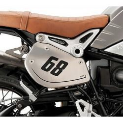 PORTA NUMERO LATERAL RETRO BMW R NINE T