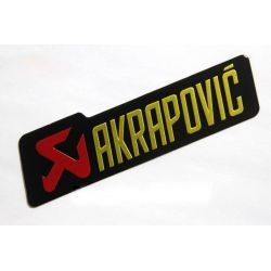 PEGATINA ESCAPE AKRAPOVIC