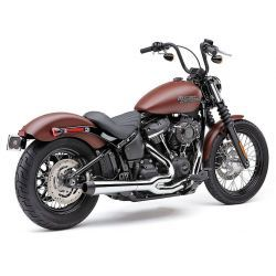 ESCAPE SOFTAIL 18-UP COBRA 2-1 CHROME EL DIABLO