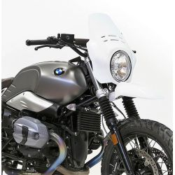 KIT BMW R NINE T CUPULA + GUARDABARROS DELANTERO