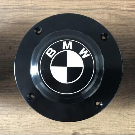 TAPON GASOLINA BMW K75 Y K100 LOGO BMW BLANCO Y NEGRO