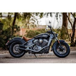 COLAS ESCAPE INDIAN SCOUT, SIXTY Y BOBBER TRASK PERFORMANCE