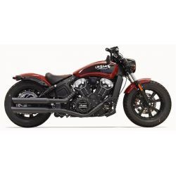COLAS ESCAPE INDIAN SCOUT, SIXTY Y BOBBER BASSANI BLACK