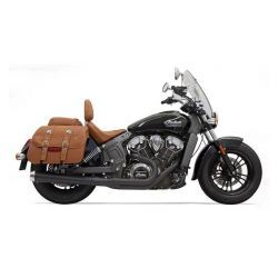 ESCAPE 2 EN 1 MEGAFONO LARGO INDIAN SCOUT, SIXTY Y BOBBER BASSANI