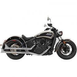 COLAS ESCAPE FISHTAIL INDIAN SCOUT, SIXTY Y BOBBER BASSANI