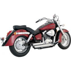 ESCAPE V&H BIG SHORTSHOTS STAGGEREG HONDA VT750 C 04-POST