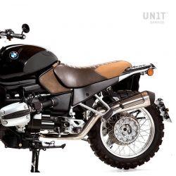 ASIENTO BIPLAZA MARRON BMW R850 R Y R1100 R