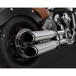 COLAS ESCAPE VANCE & HINES INDIAN SCOUT 15-16 TWIN SLSH R