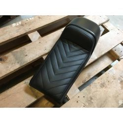 ASIENTO CAFE RACER BLACK VENDETTA